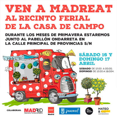 evento de Foodtrucks