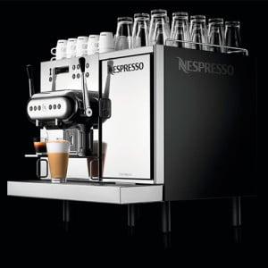 Nespresso maquina profesional