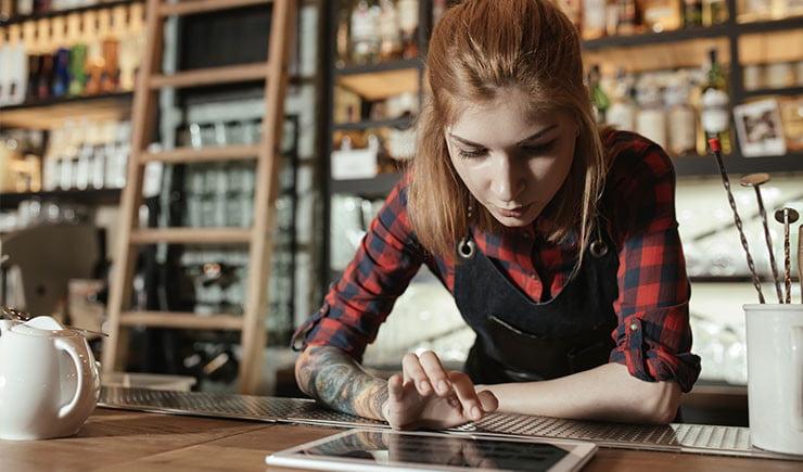 tecnologia en los restaurantes