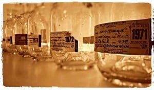 destilados escoceses de reserva