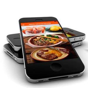 tecnología en restaurantes