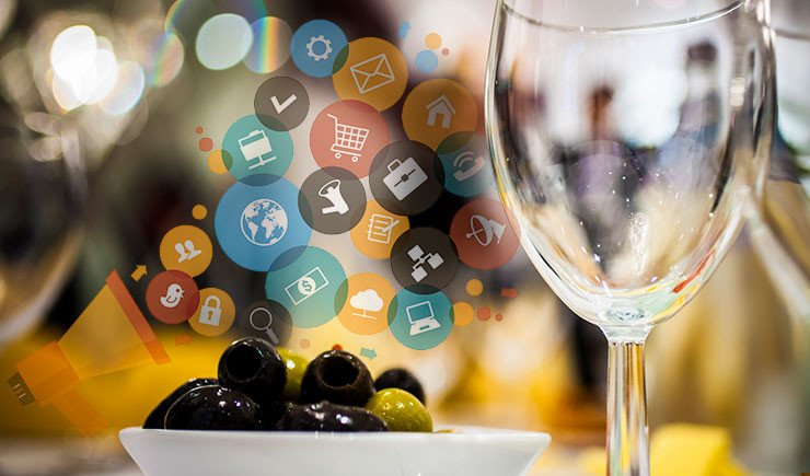 tecnología y gastronomia