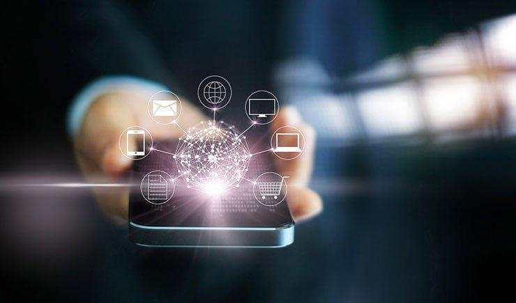 tecnologia y restaurantes