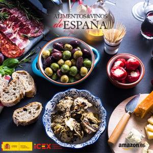 alimentos y vinos de españa