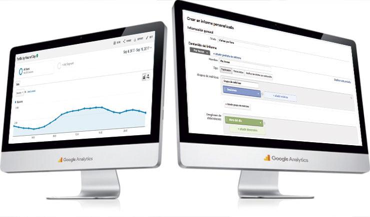 analitica web para restaurantes
