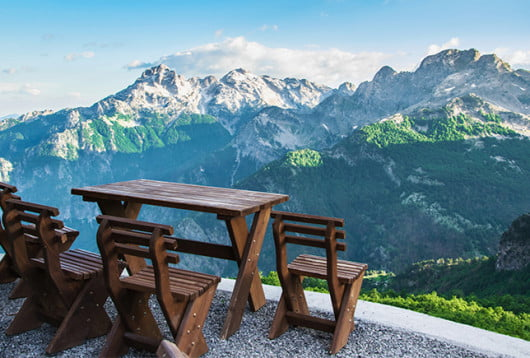 REstaurantes con vistas espectaculares