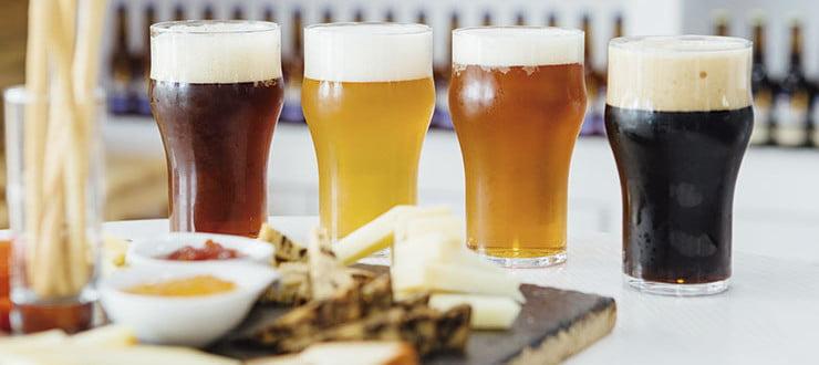 estilos de cerveza y maridaje