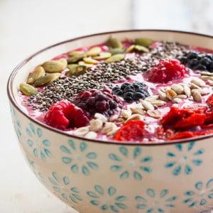receta de cocina saludable