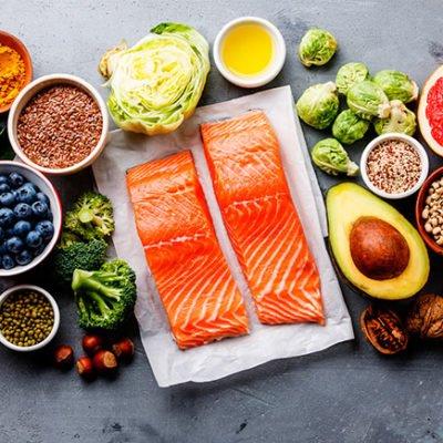 Hábitos alimenticios saludable