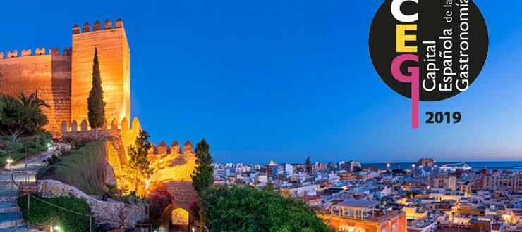 capitales españolas de la gastronomía