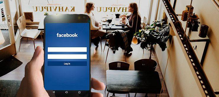 redes sociales en la hosteleria