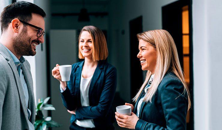 cafe en las empresas