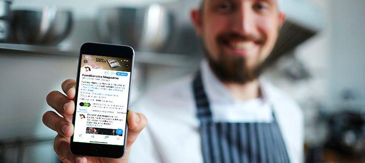 REdes Sociales en Restaurantes