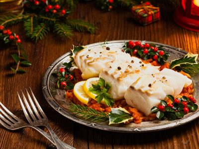 comidas de navidad