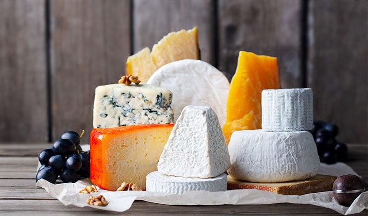 quesos de espana