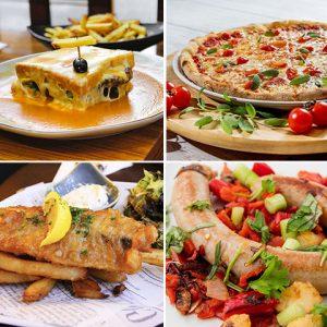 comidas y platos típicos